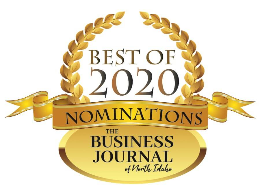 Vote Best of 2020 Nominations - The Business Journal of North Idaho